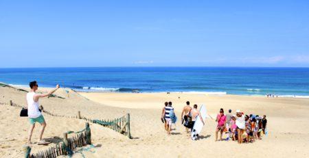 Surf strand Labenne